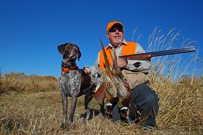 Cast and Blast: Trout Fishing, Waterfowl and Upland Bird Hunting in Montana