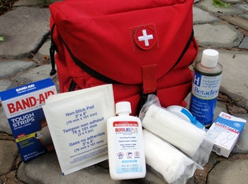 Survival Gear: 10 Essential First Aid Kit Items