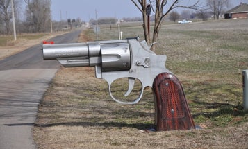 The World's Coolest Mailbox?