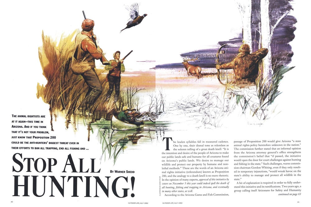 outdoor life stop all hunting archive