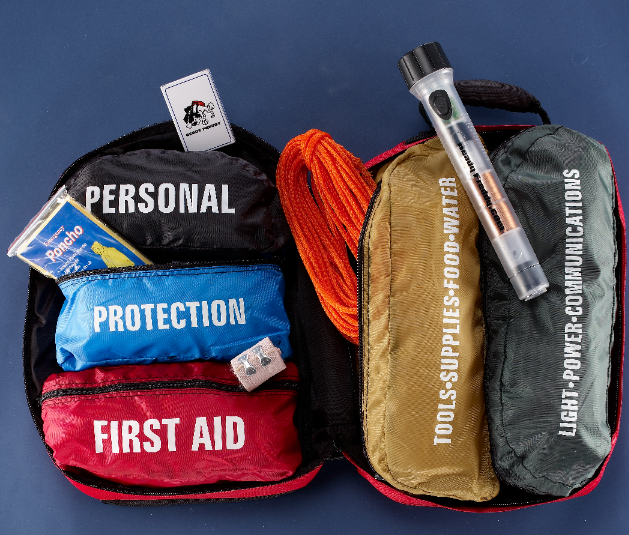 Staying Alive: Survival Kits