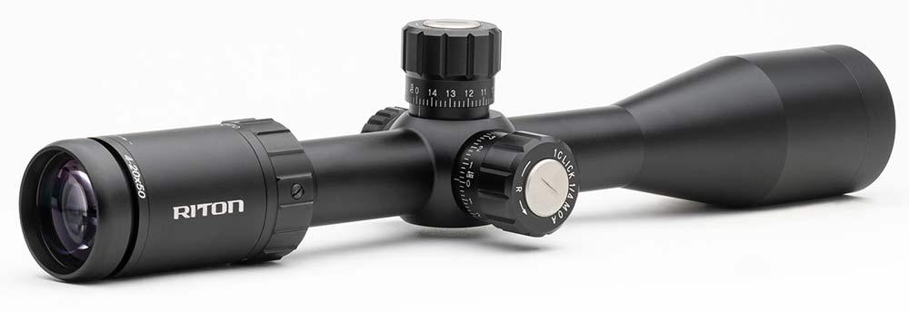 Riton RT-S Mod7 rifle scope