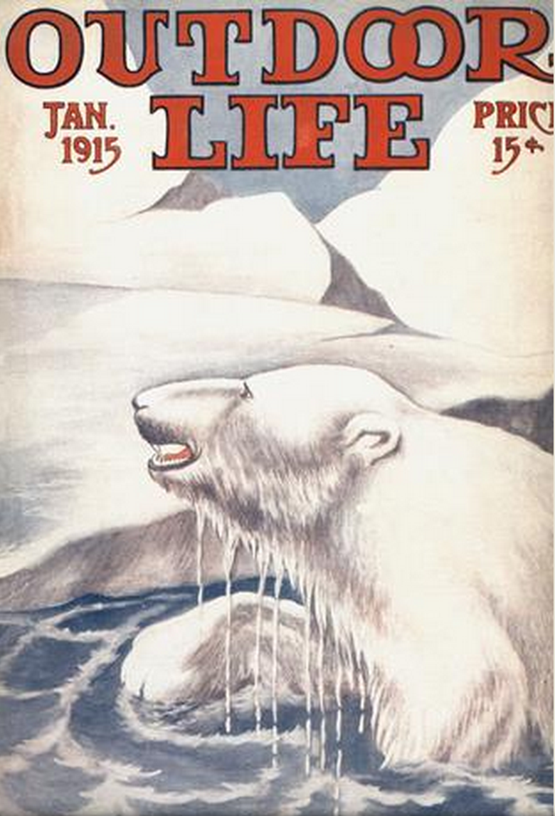 Outdoor Life Archives: January 1915