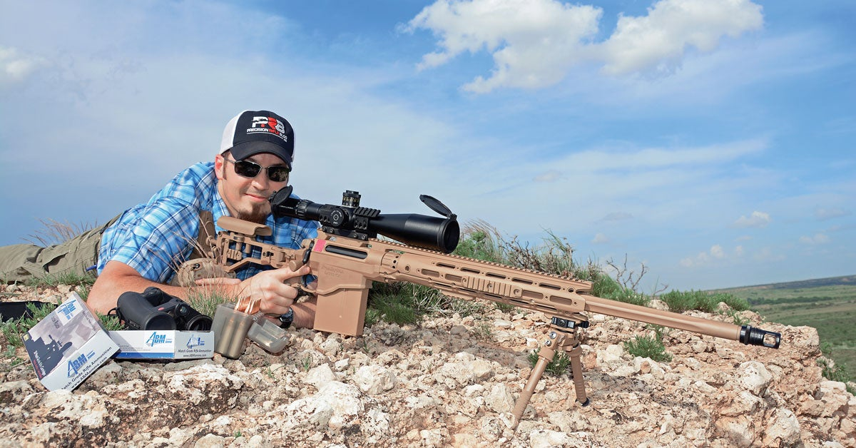 Q&A with a Precision Rifle Shooter and Engineer, Cal Zant