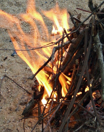 Survival Skills: The Safest Spots To Build Your Fire