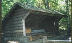 Adirondack Mini-Cabin
