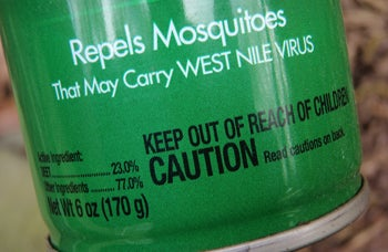 The Toxic Truth About DEET and Permethrin