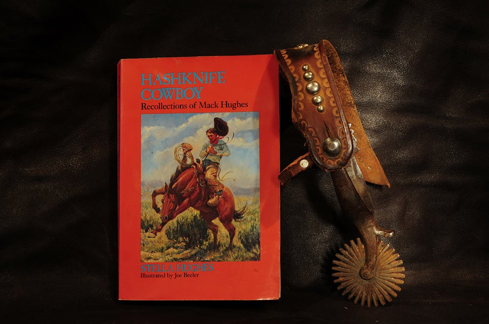 Hashknife Cowboy by Mack/Stella Hughes