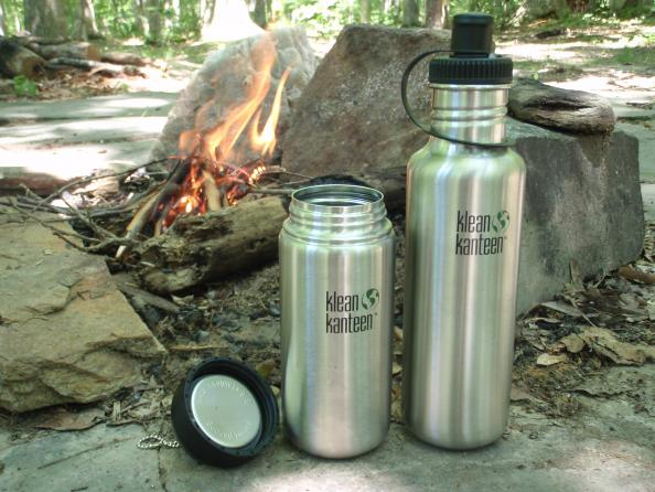 Use Your Water Bottle to Cook and Boil Water