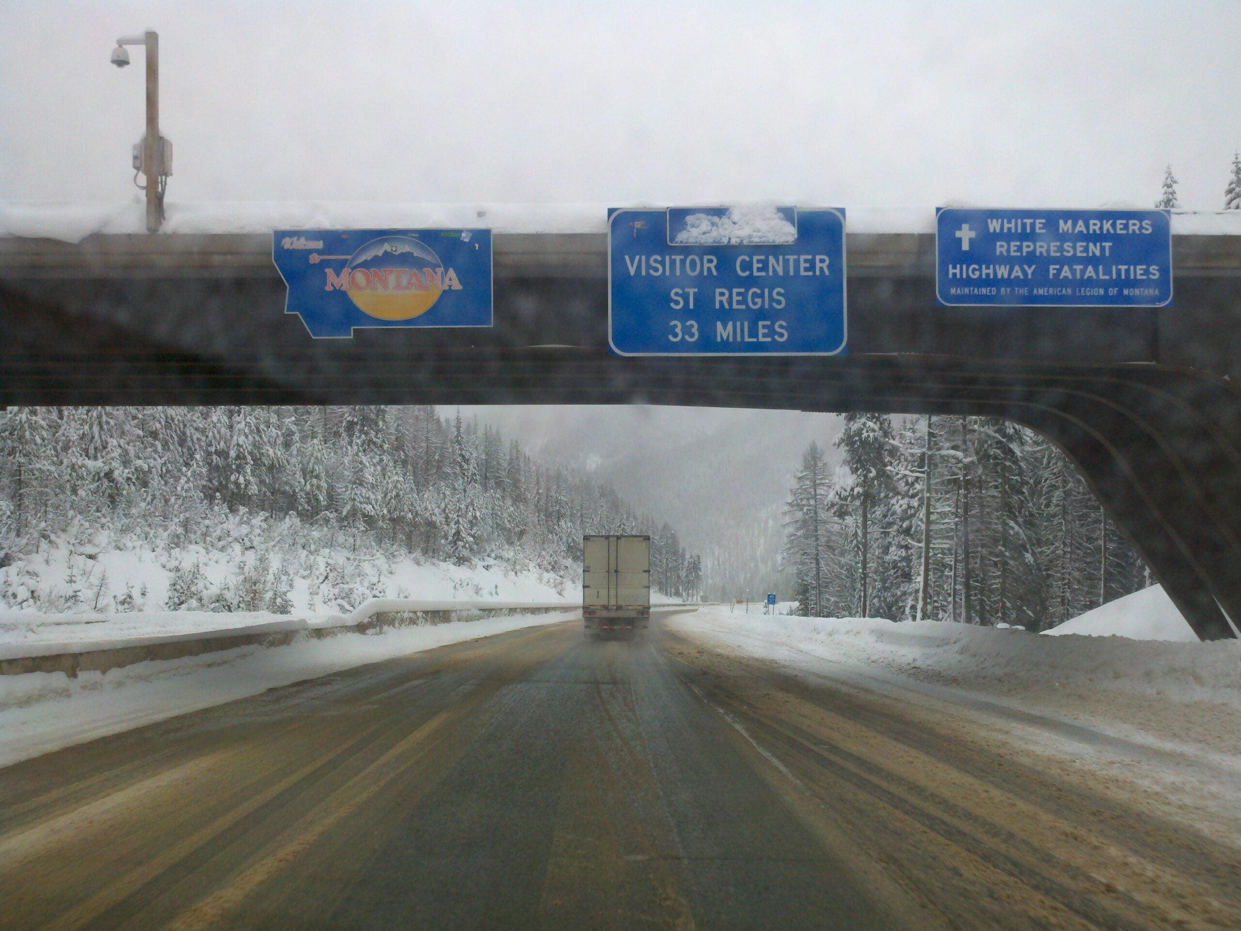 Road Trippin' to South Dakota