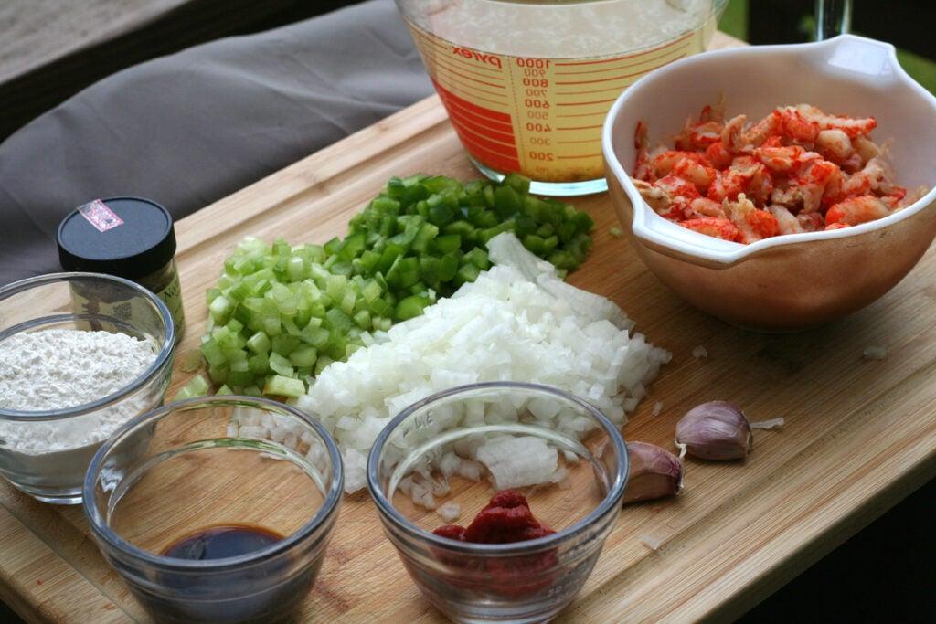 crayfish etouffee ingredients