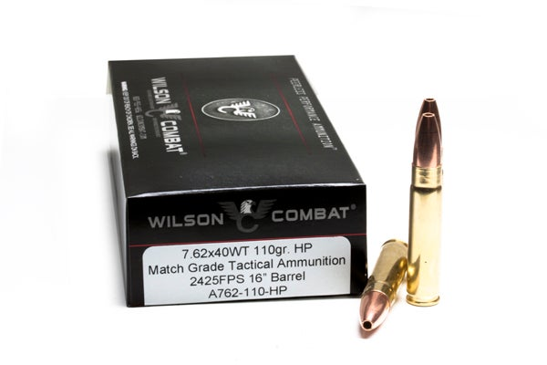 Wilson Tactical 7.62×40: Another New AR Cartridge