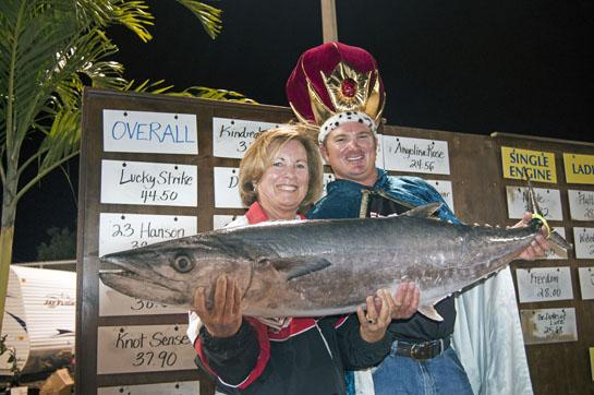 Florida Angler is the 'Queen of Kings'