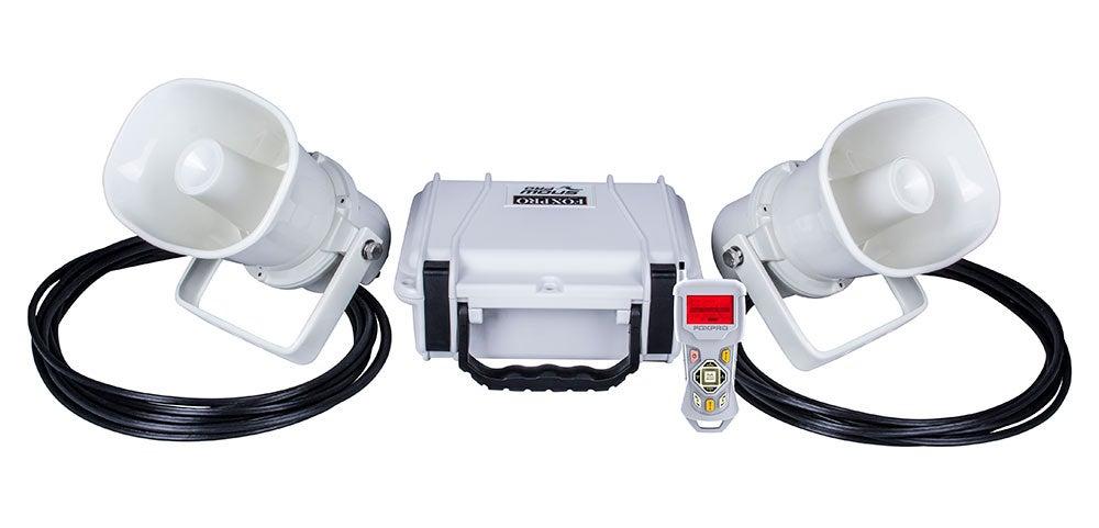 FoxPro Snow Pro Electronic Caller