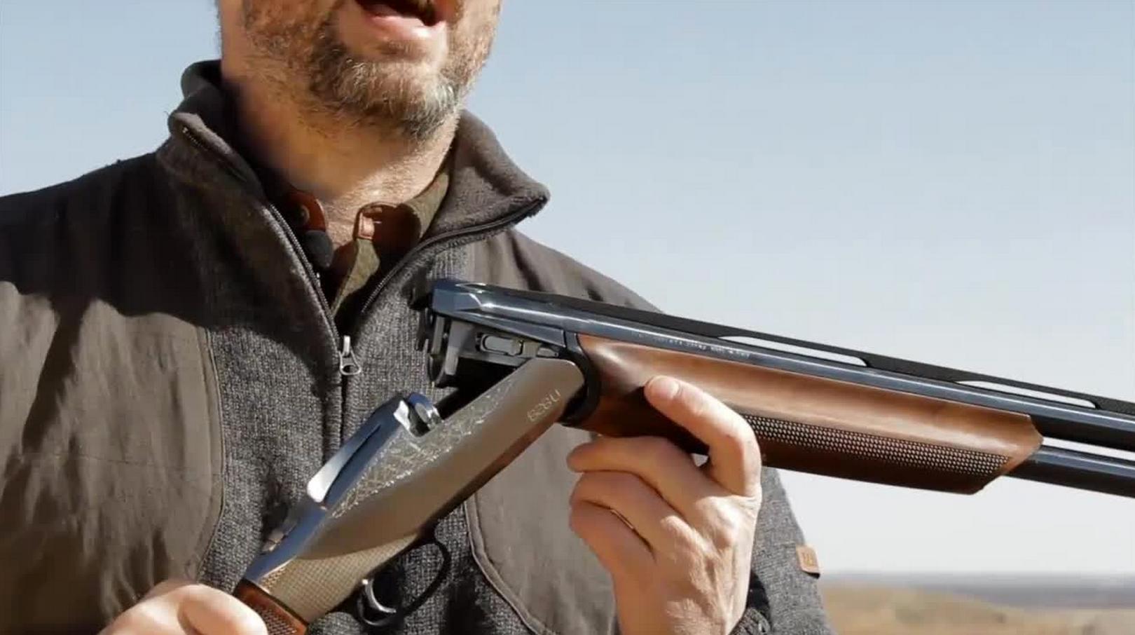 Gun Lab: Benelli 828U Over/Under Shotgun Review