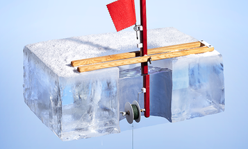 Icefishing: The Art of the Tip-Up