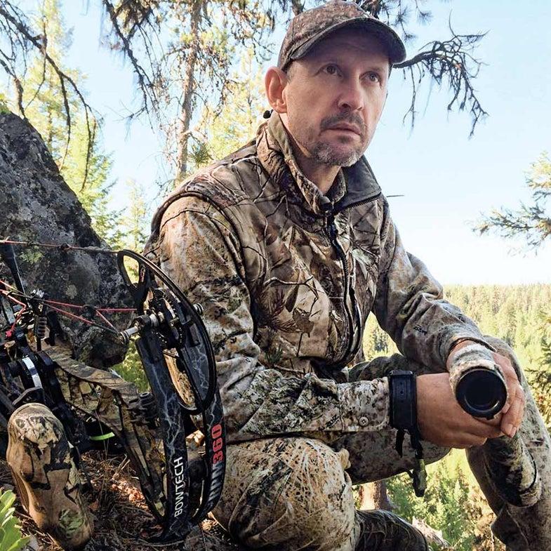 bryan langley elk hunting caller
