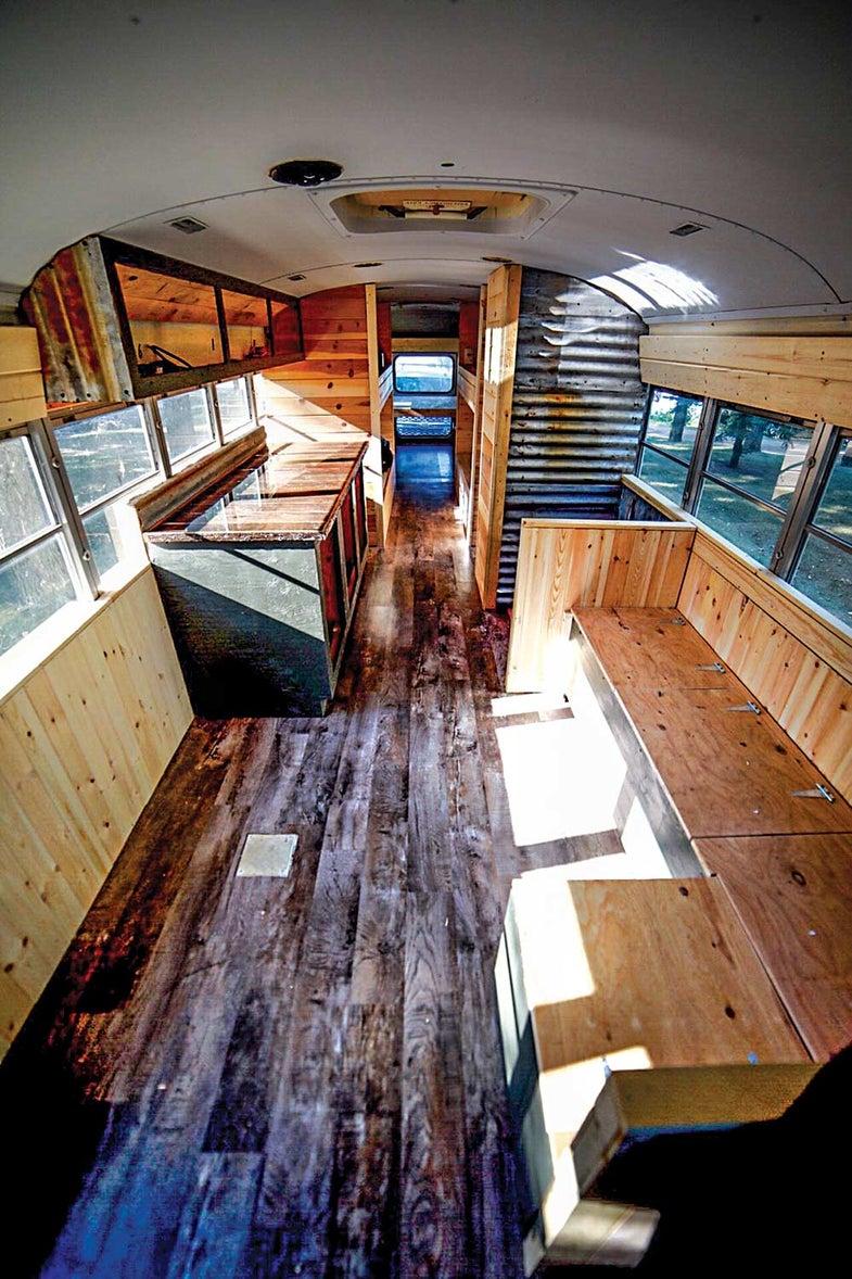 sam soholt bus interior