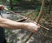 Survival Skills: Make a Quick Stick Bow