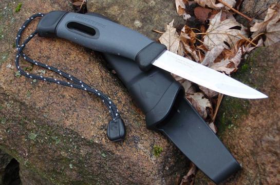 Survival Gear Test: Light My Fire Swedish FireKnife