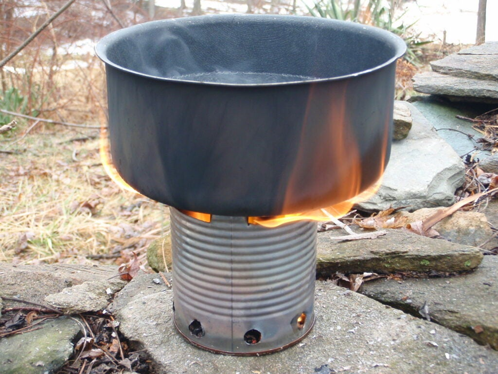 can stove for cooking
