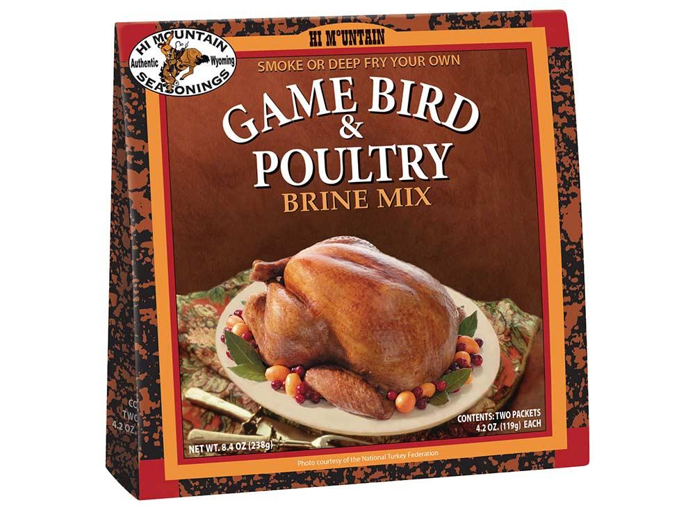 Hi Mountain Seasonings Game Bird & Poultry Brine