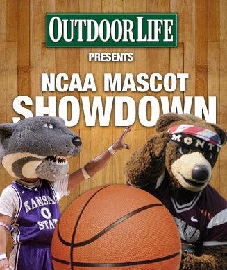 2010 NCAA Mascot Showdown