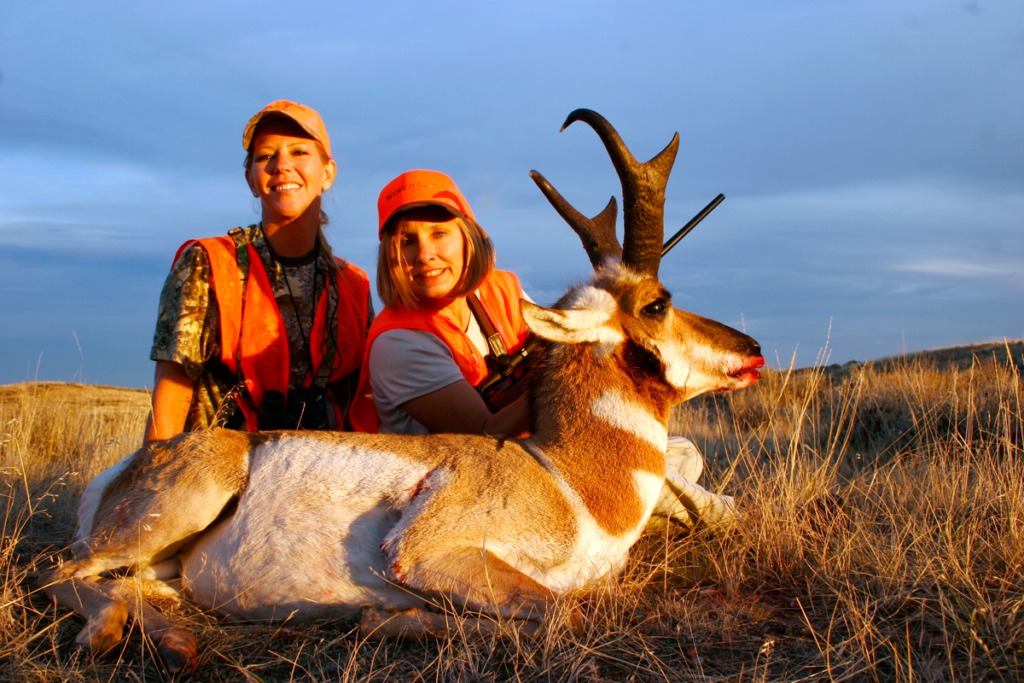 pronghorn hunters