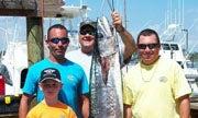 8-Year-Old Boy Lands Alabama State-Record King Mackerel