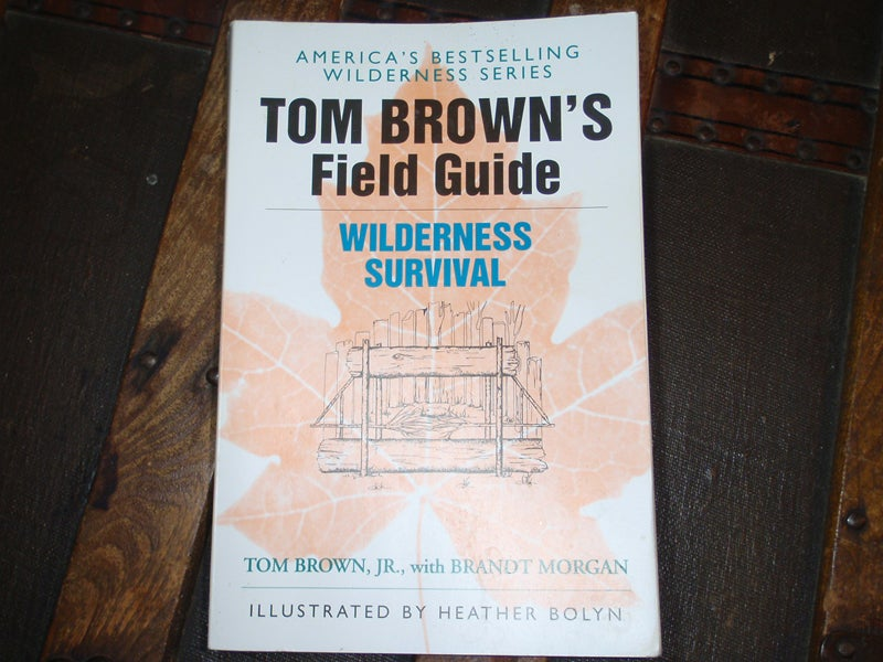 Tom Brown's Field Guide to Wilderness Survival book