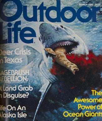 Outdoor Life Magazine's 35 Best Fishing Covers
