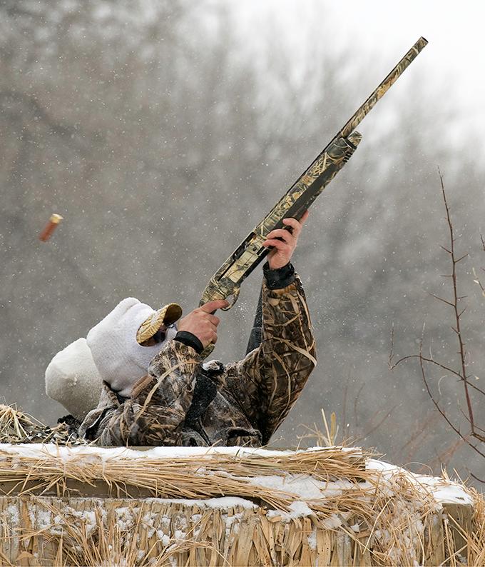 Wingshooting: Tips for Crumpling Late-Season Ducks