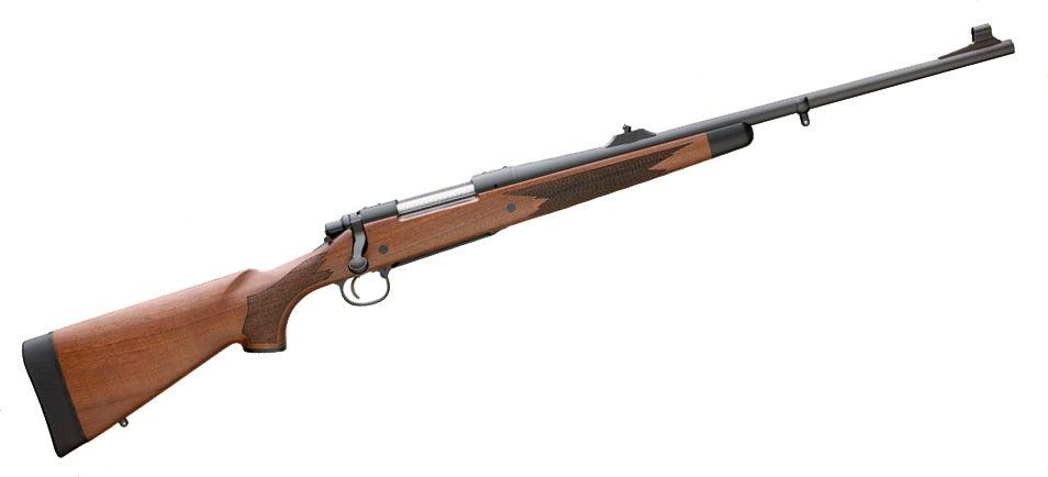 Remington Model 700 (.375) bear gun