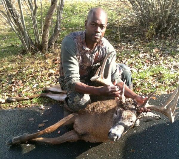 After Five Years, Hunter Finally Kills Phantom Buck