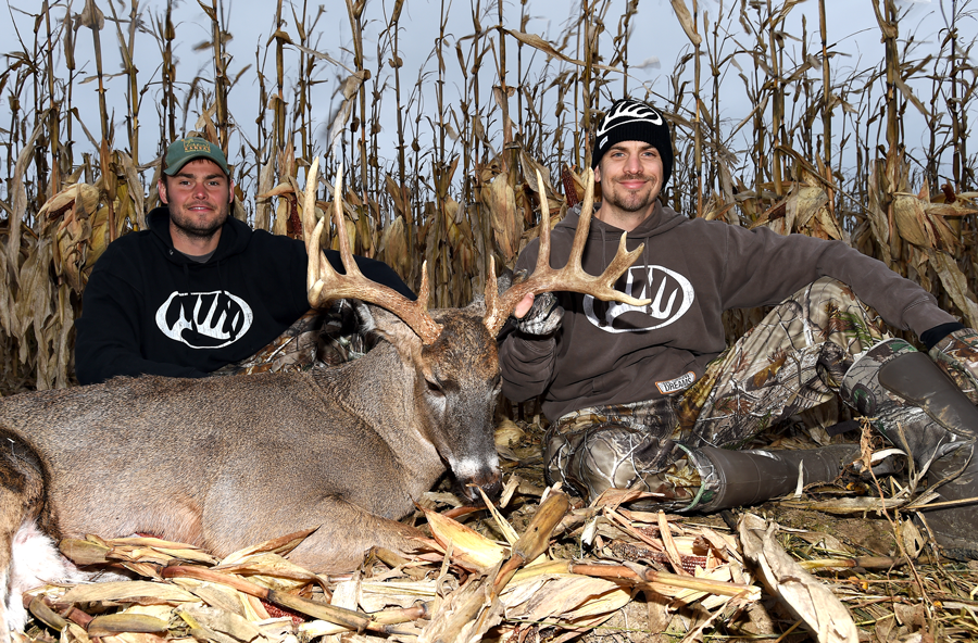 Whitetails: A Tale of Two Rut Hunts