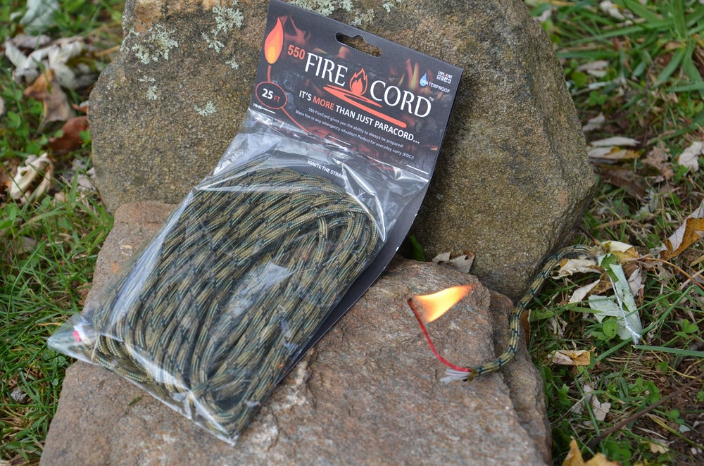 Survival Gear Review: 550 Fire Cord