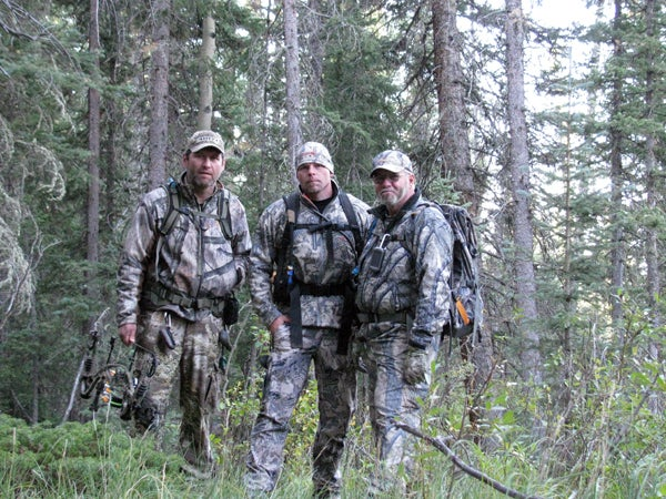 Choose Your Hunting Partners Wisely