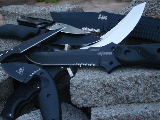 Regardless of your knife needs, you're sure to find a fine candidate in this list.