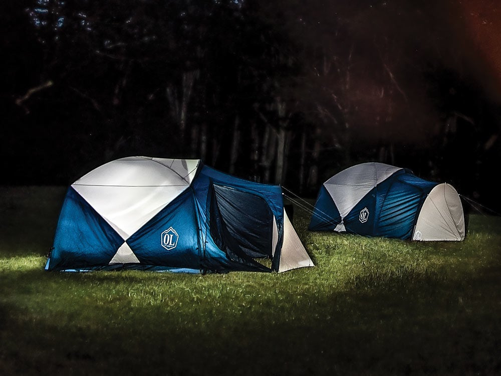 OL Guide Life Bunk House Tents