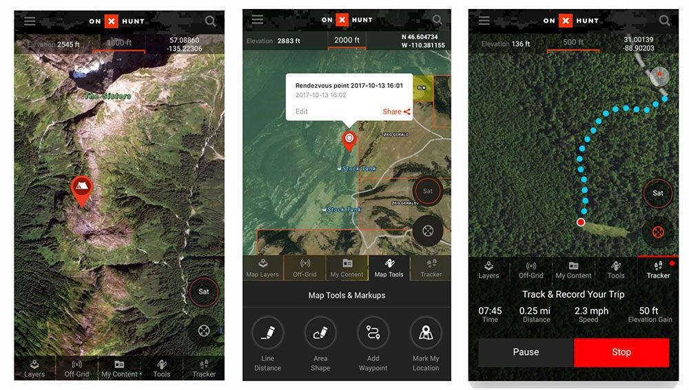 OnX Hunt App