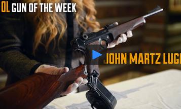 Gun of the Week: John Martz Luger