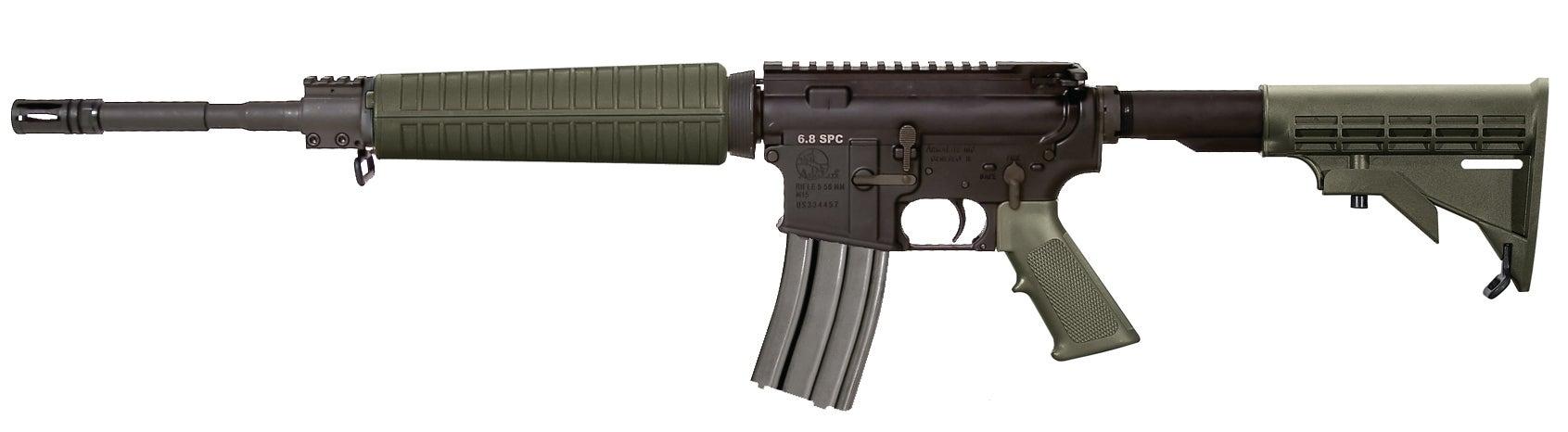 New Carbine: Armalite M-15A4 in 6.8 SPC
