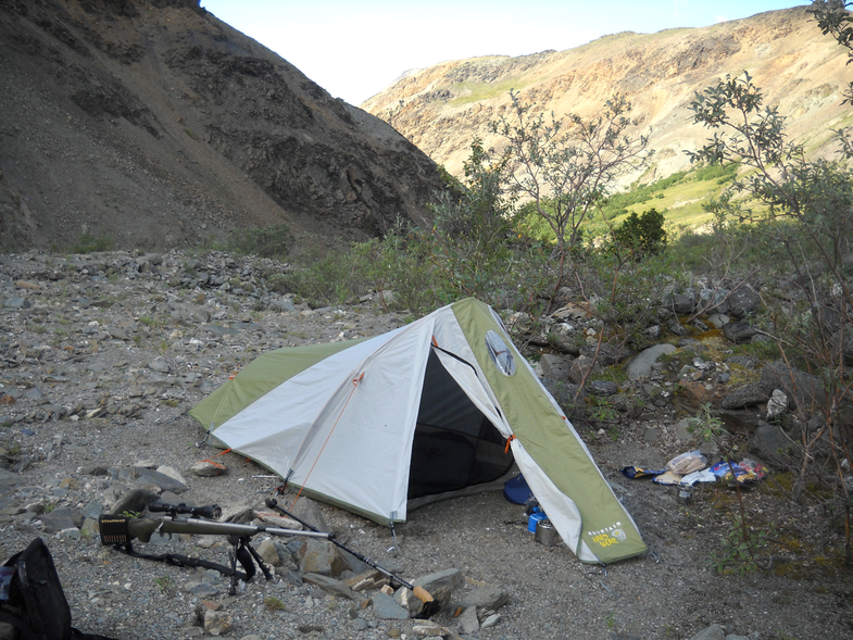 backcountry tent