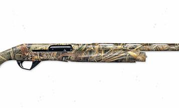 The Benelli Super Black Eagle 3 Shotgun