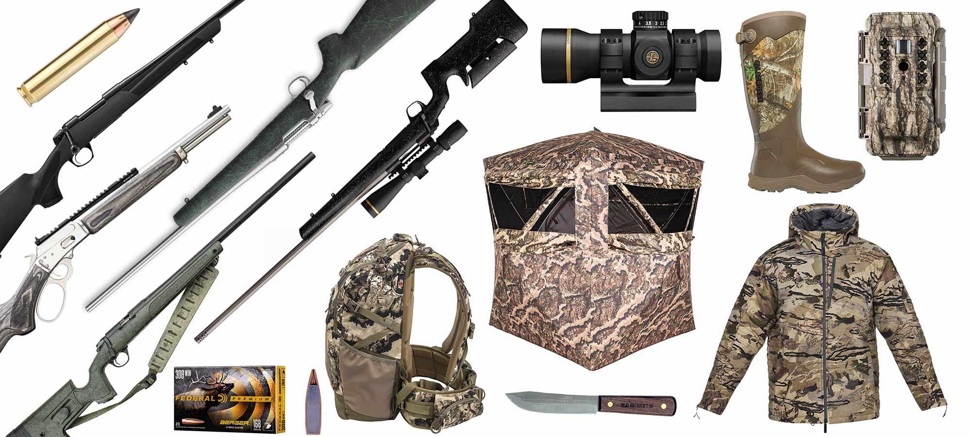 new deer hunting gear shot show