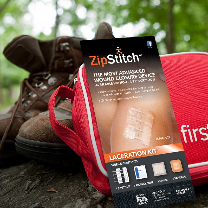 ZipStitch is a Must-Have for Your Outdoor Survival Kit
