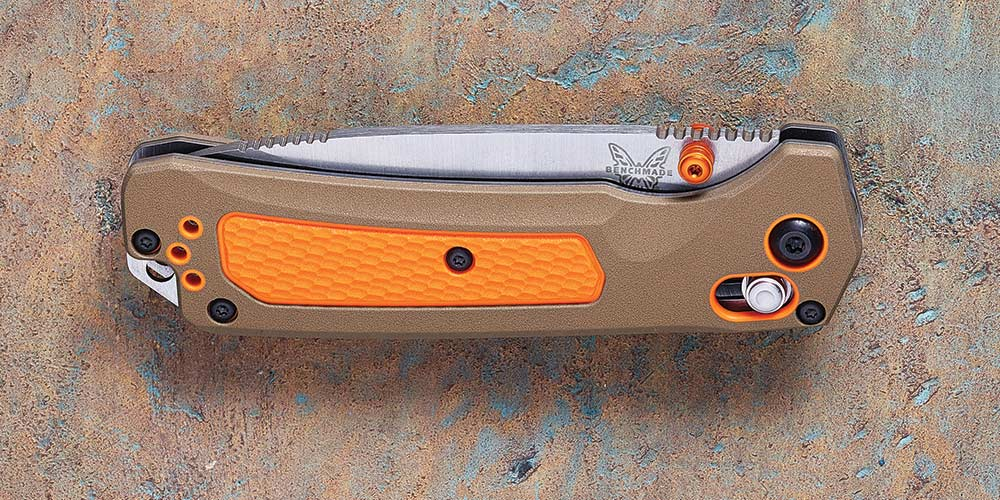 Benchmade Grizzly Ridge