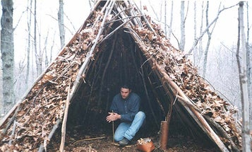 How to Build Emergency Winter Shelters