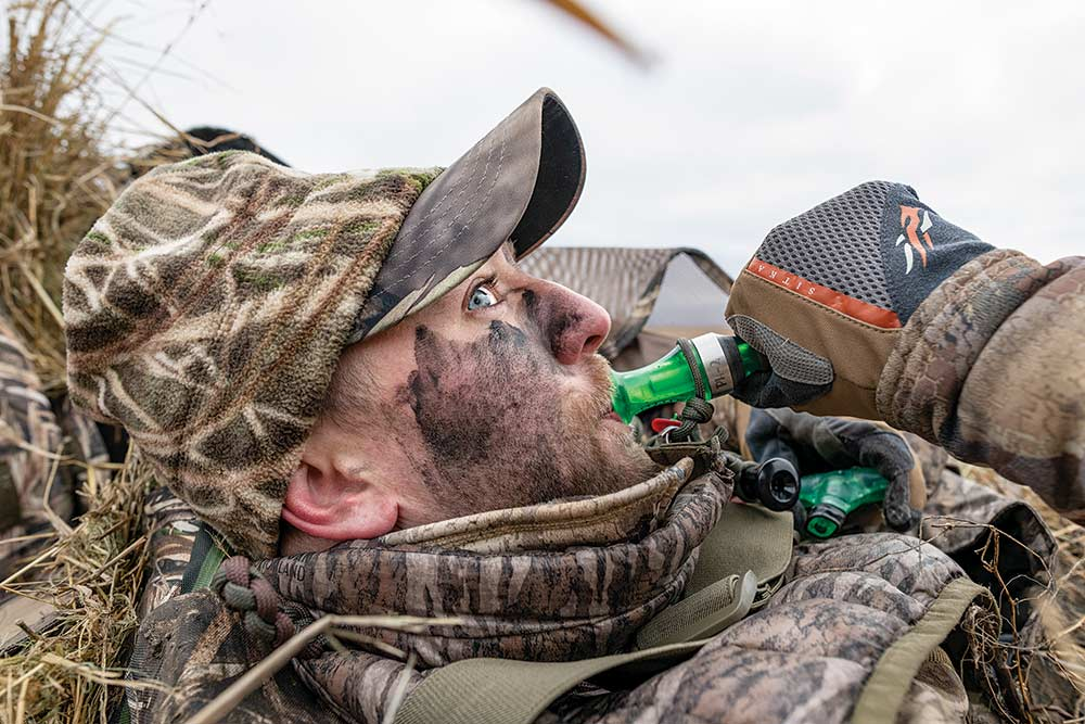 will brantley waterfowl hunting