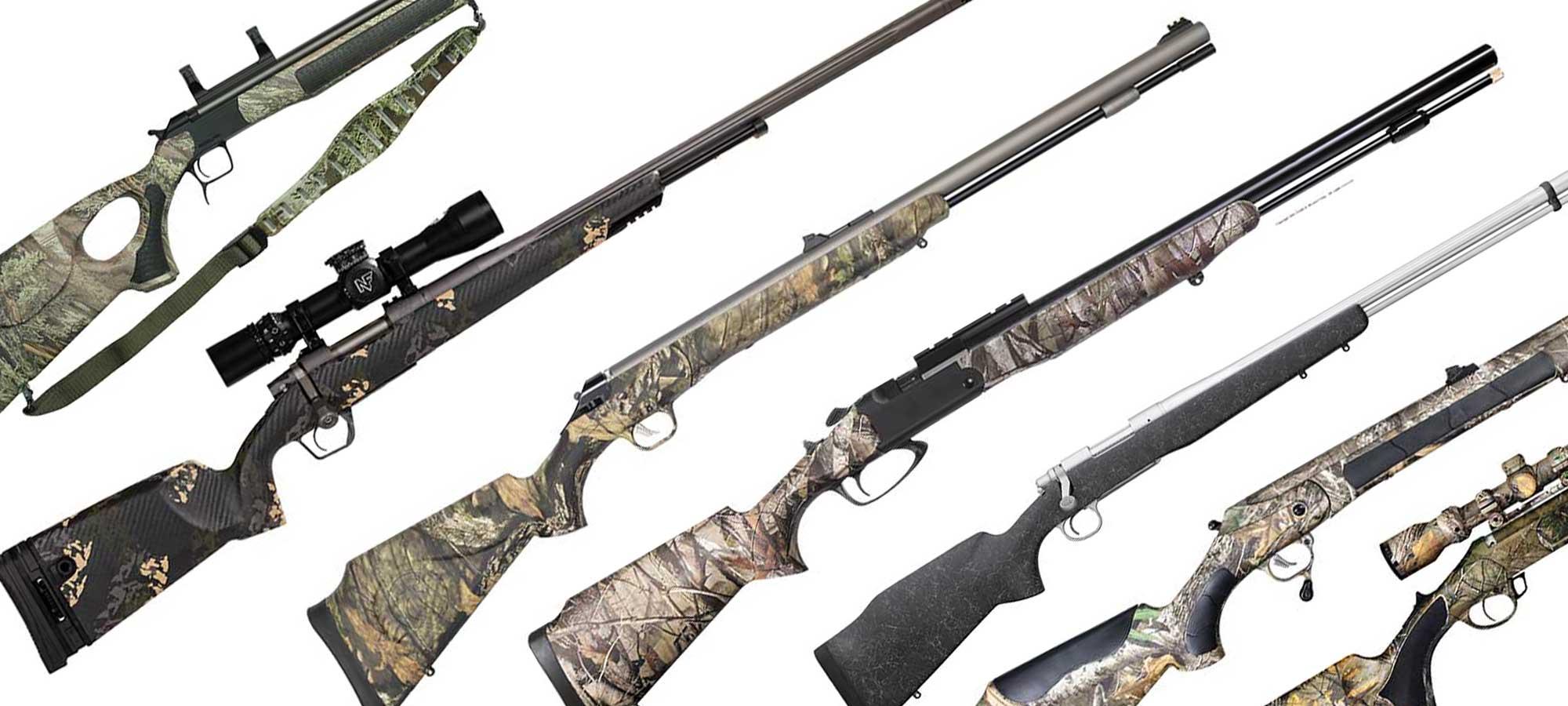 new muzzleloader rifles